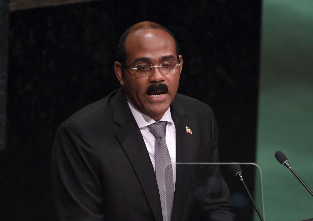 The Weekend Leader - Antiguan PM Gaston Browne faces questions on Choksi in Parliament