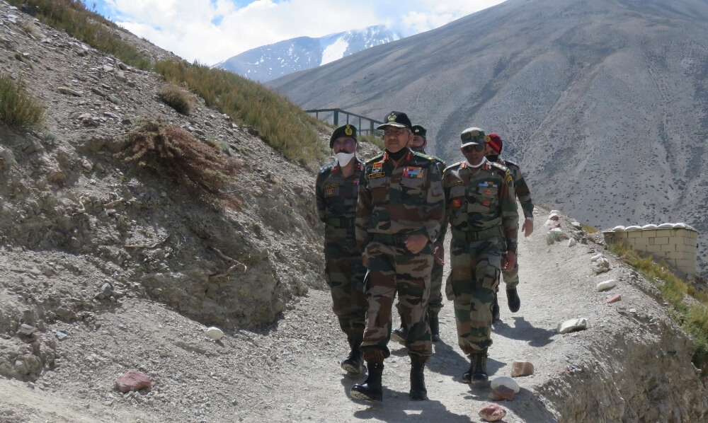 LAC: Chinese not retreating, India readies for long haul