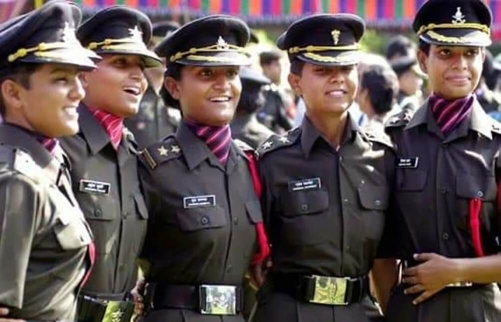 Army starts permanent commission for women officers