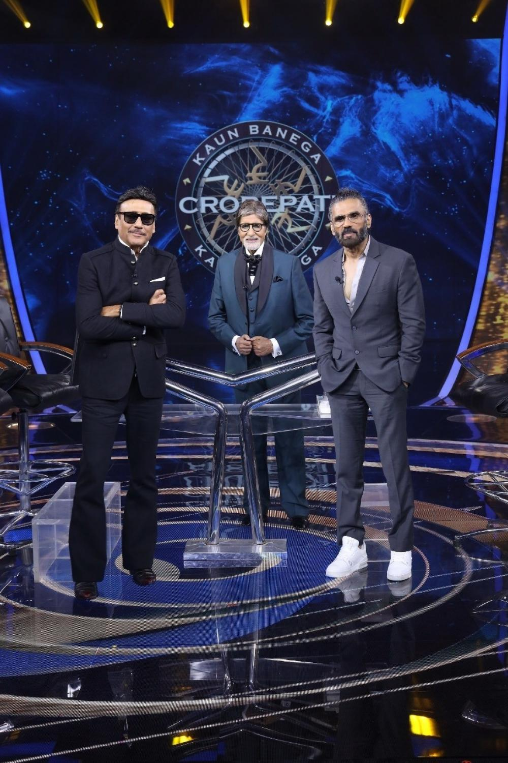 The Weekend Leader - Jackie Shroff says he picked up 'Beedu' lingo from Big B