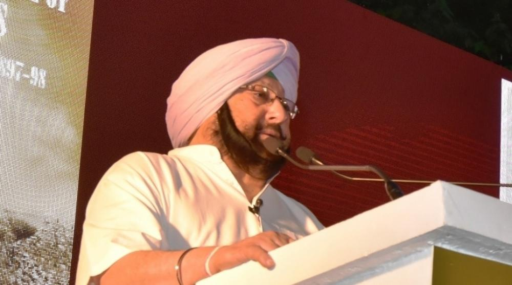 The Weekend Leader - Amarinder: Lone union not allowing trains harms farmers' interests