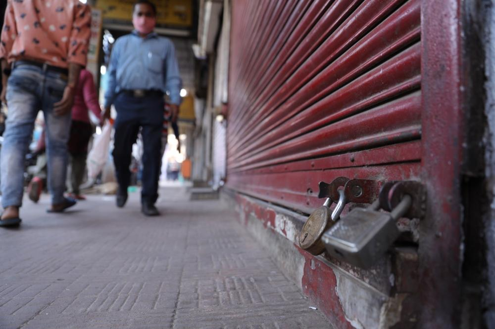 The Weekend Leader - Delhi traders to observe voluntary lockdown for one more week: CAIT