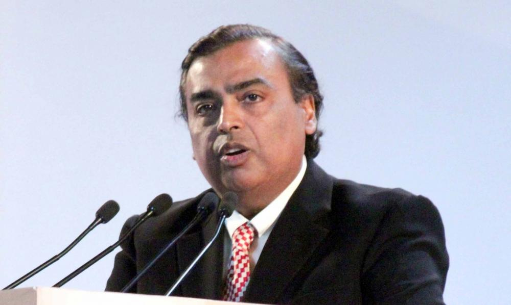 The Weekend Leader - RIL's performance in FY21 exceeded expectations: Mukesh Ambani