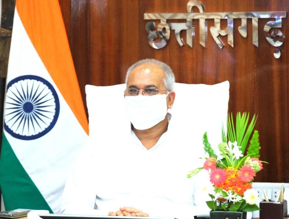 The Weekend Leader - Chhattisgarh CM warns people against Delta Plus variant