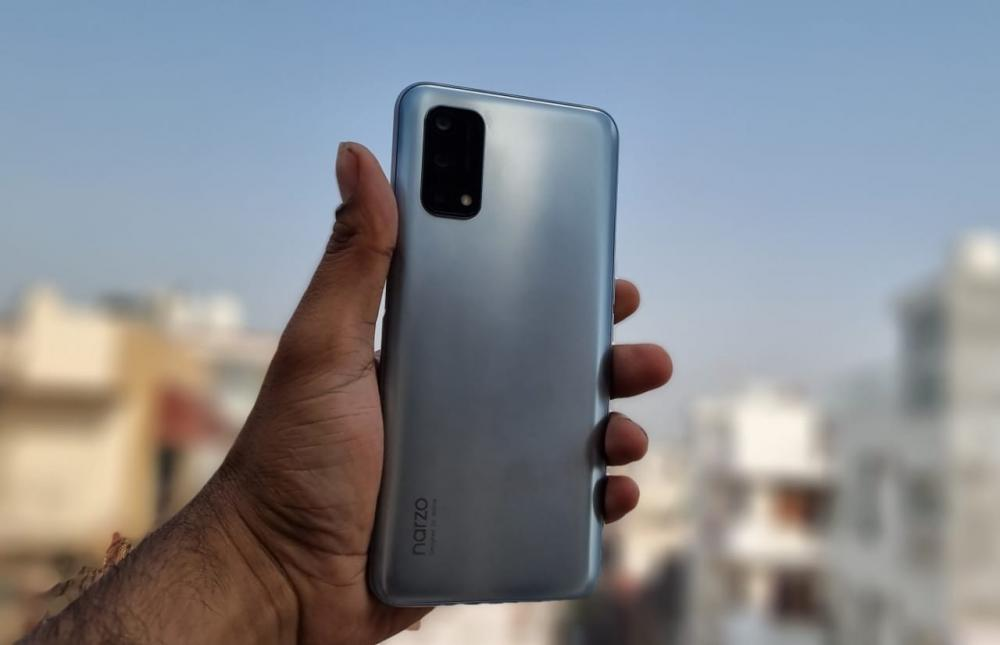 The Weekend Leader - realme introduces two new narzo smartphones in India