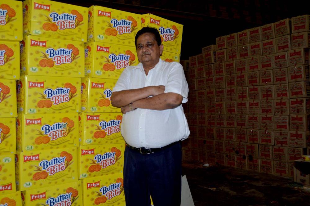 The Weekend Leader - Success story of Ganesh Prasad Agarwal, founder of Priya Food Products Limited