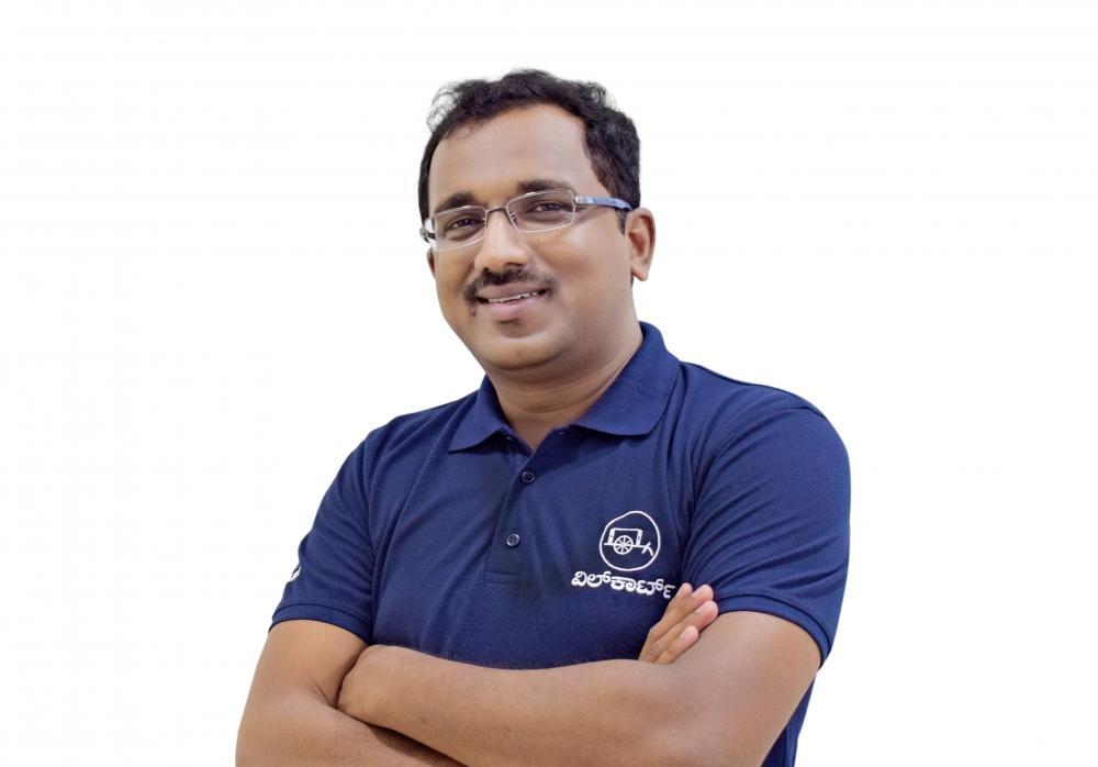 The Weekend Leader - Prasanna Kumar   Founder, Vilcart   Success Story