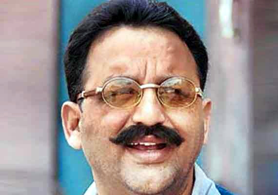 The Weekend Leader - Mukhtar Ansari says he may be poisoned in jail