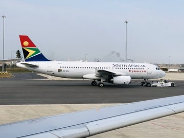 The Weekend Leader - S.African Airways resume flights after over a yr