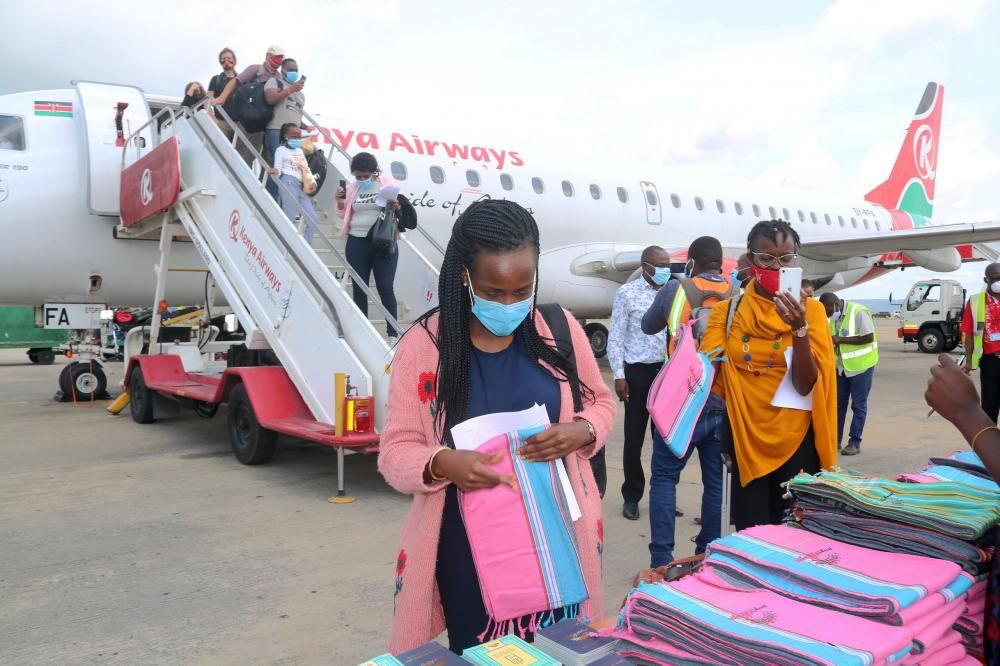 The Weekend Leader - Africa's Covid caseload at historic high amid 3rd wave: WHO