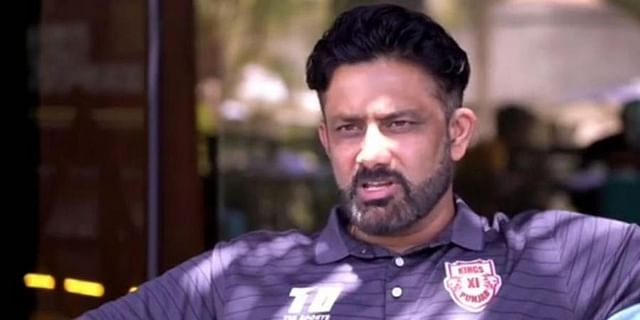 The Weekend Leader - This seems really small, you hit a lot of sixes here: Kumble on Sharjah stadium