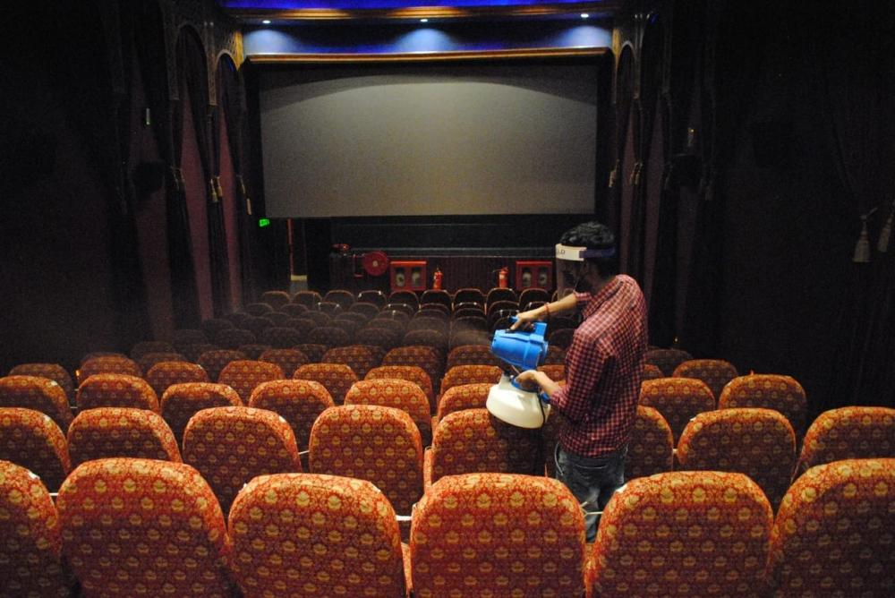 The Weekend Leader - Maha to finally reopen cinemas, theatres from Oct 22