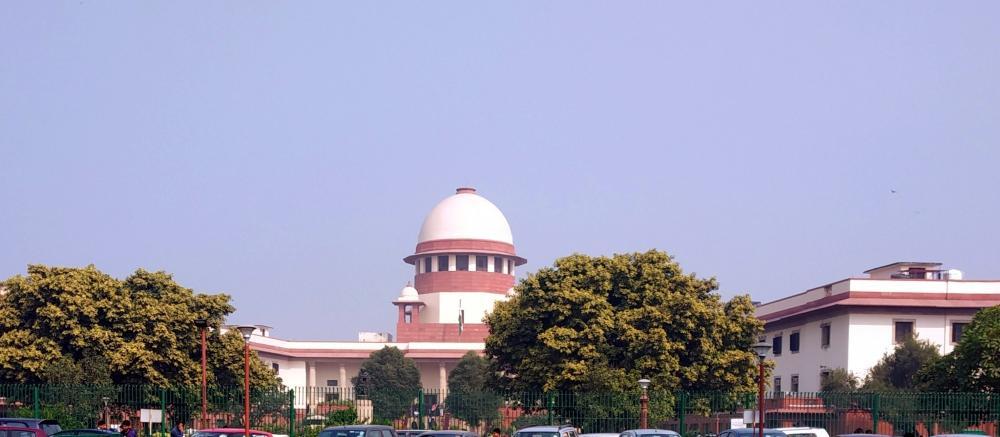The Weekend Leader - SC stays Andhra HC media gag order in Amaravati land scam