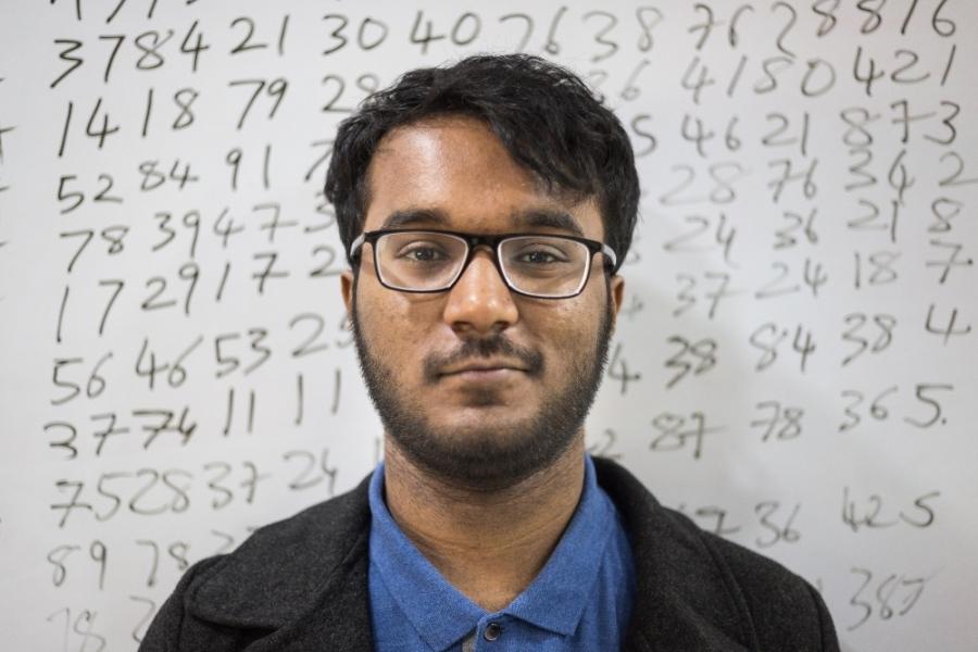 Meet Neelakantha Bhanu Prakash, world's fastest human computer
