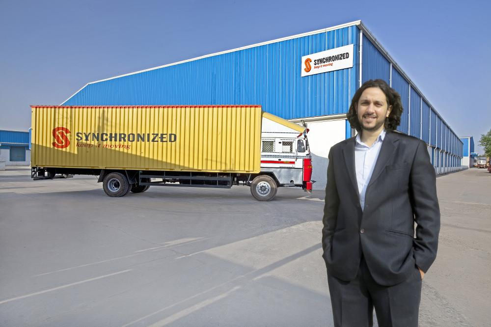 The Weekend Leader - Ishaan Singh Bedi, founder, Synchronized Supply Systems Limited, a logistics and warehousing company