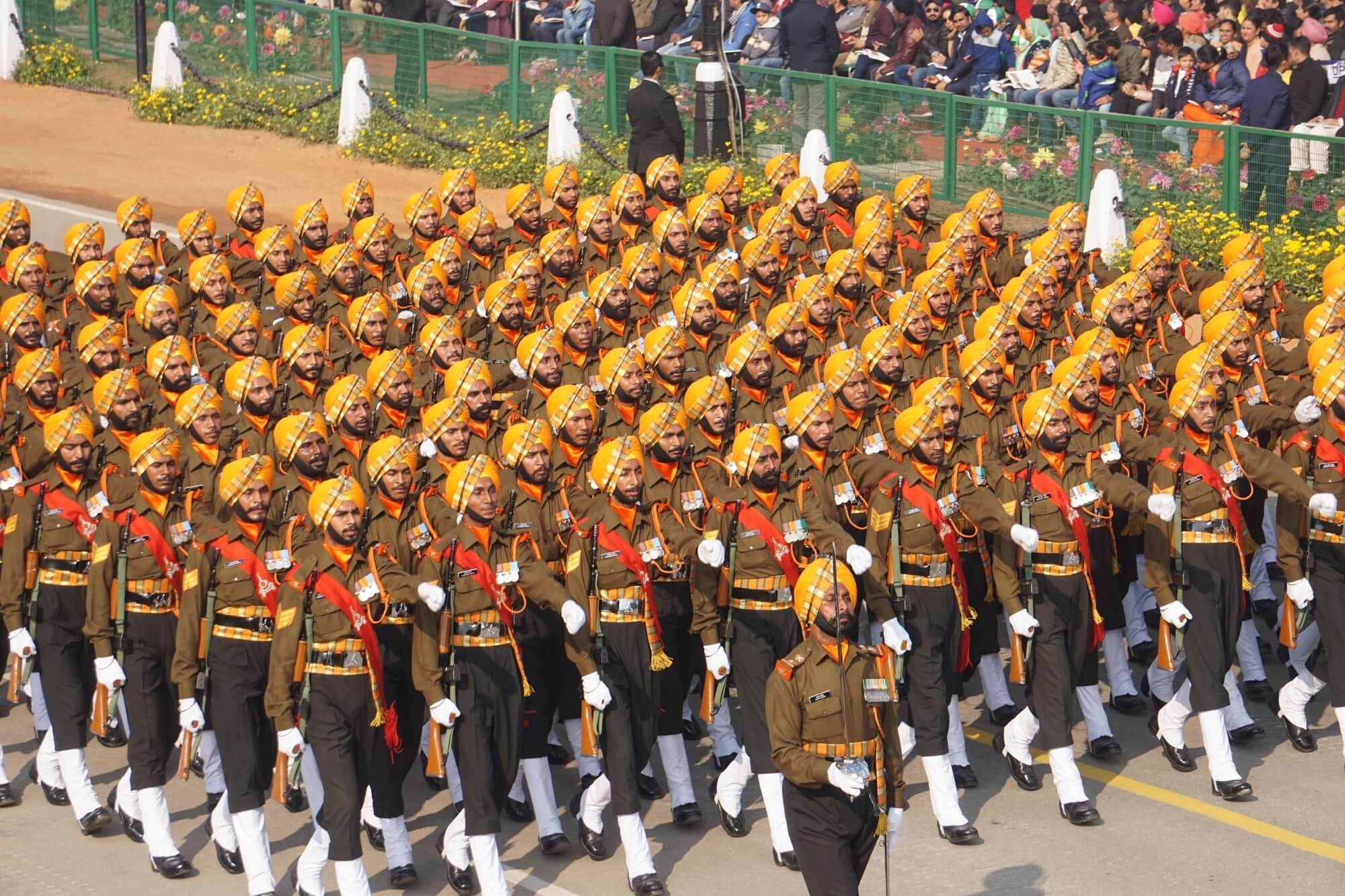 Amid China face-off, SFJ tells Sikh soldiers to desert India