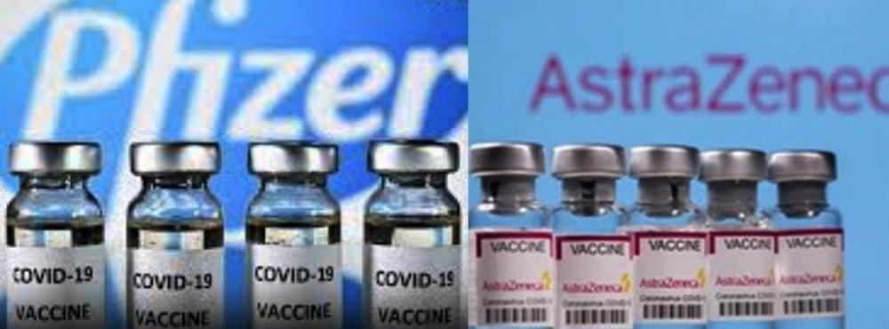 The Weekend Leader - Antibodies drop 50% in 3 months of Pfizer, AstraZeneca jabs: Study