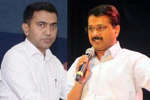 The Weekend Leader - Delhi, Goa CMs cross swords on Twitter