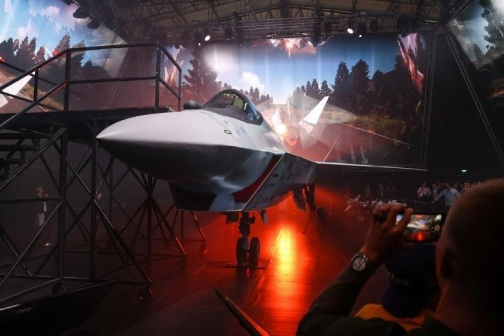 The Weekend Leader - In the race for fifth generation fighter jets, India may buy Russia's