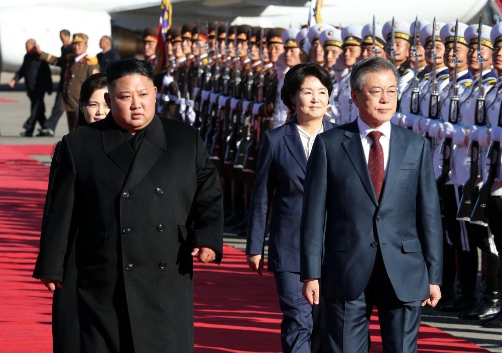The Weekend Leader - Seoul, Pyongyang restore communication hotlines
