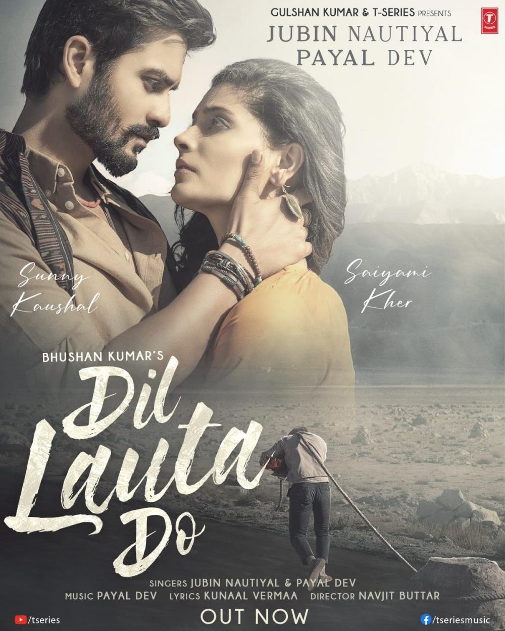 The Weekend Leader - Jubin Nautiyal, Payal Dev's single 'Dil lauta do' out