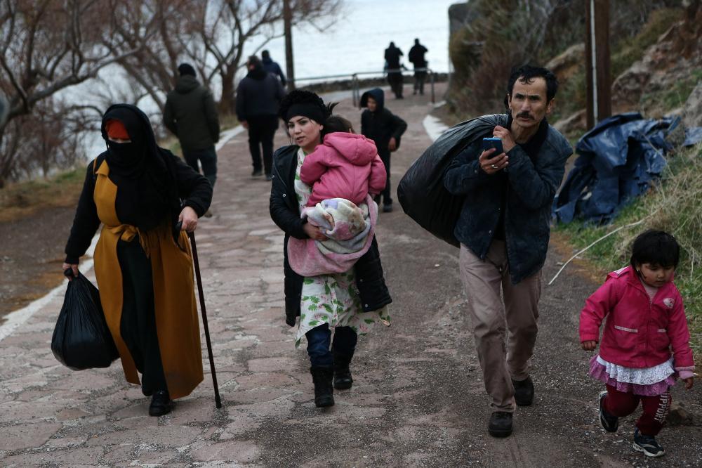 The Weekend Leader - Over 1.5L Afghans seek refuge as fighting rages in Kandahar