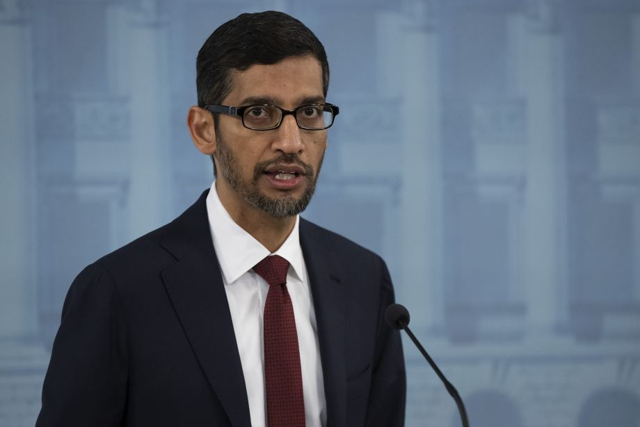 Google not in race to buy TikTok: Sundar Pichai