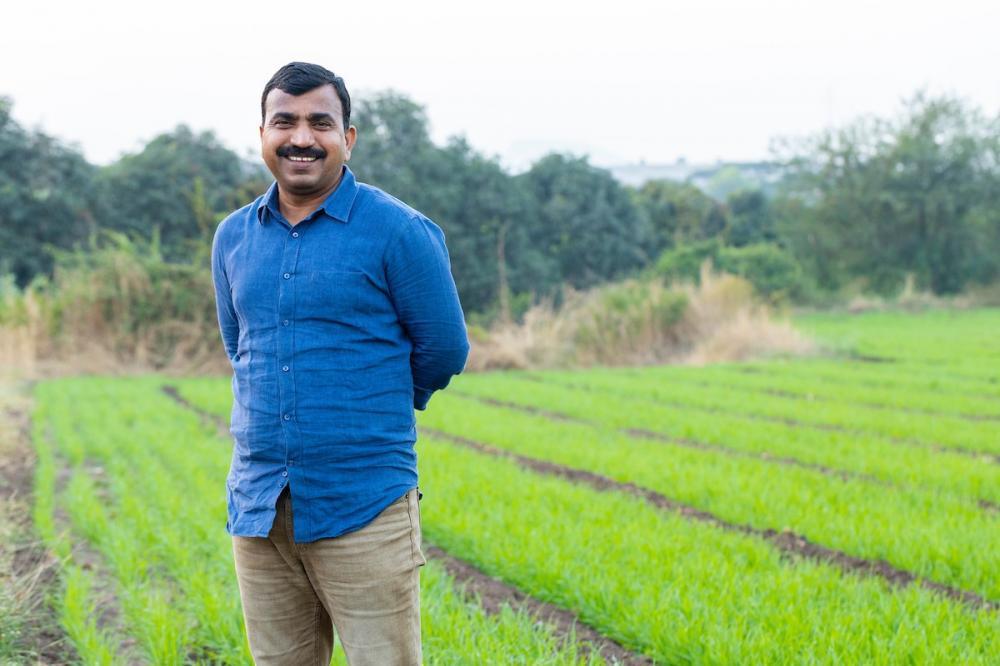 The Weekend Leader - Vilas Shinde, Founder, Sahyadri Farms, Success Story