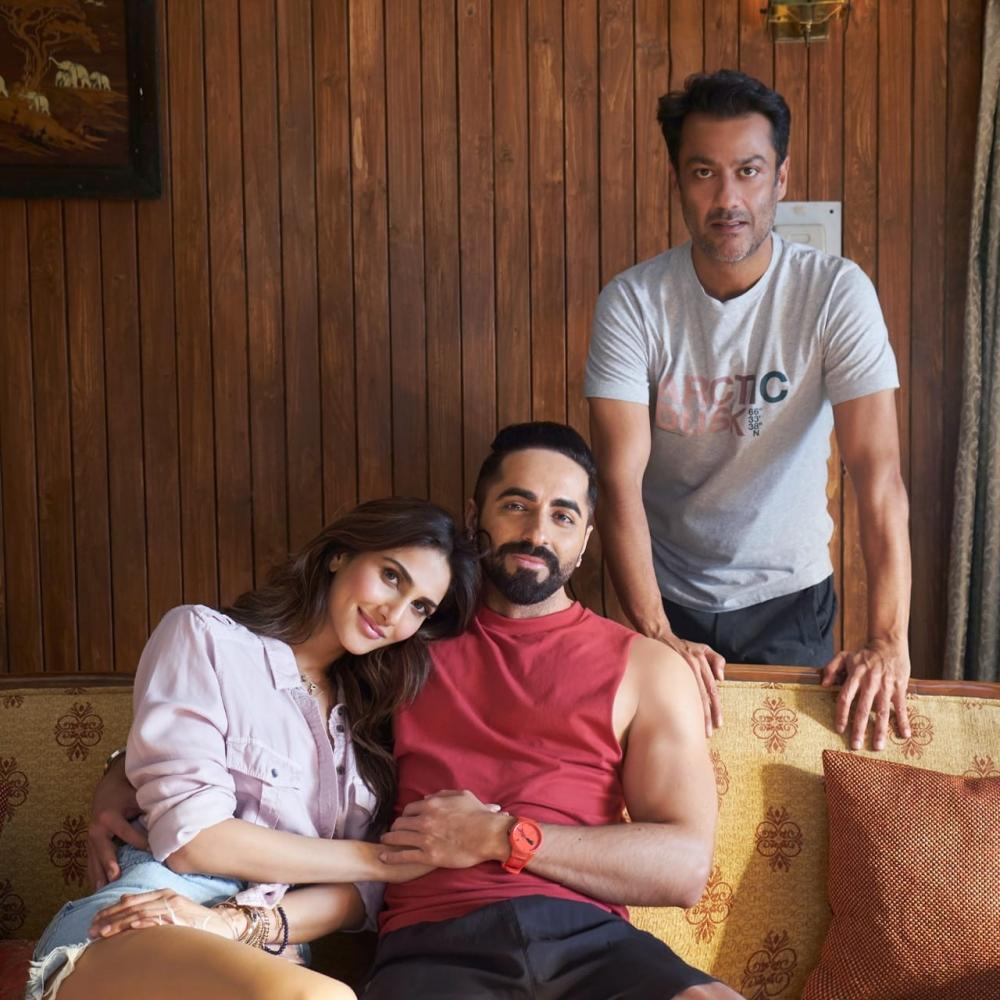 The Weekend Leader - Ayushmann-starrer 'Chandigarh Kare Aashiqui' to release on Dec 10