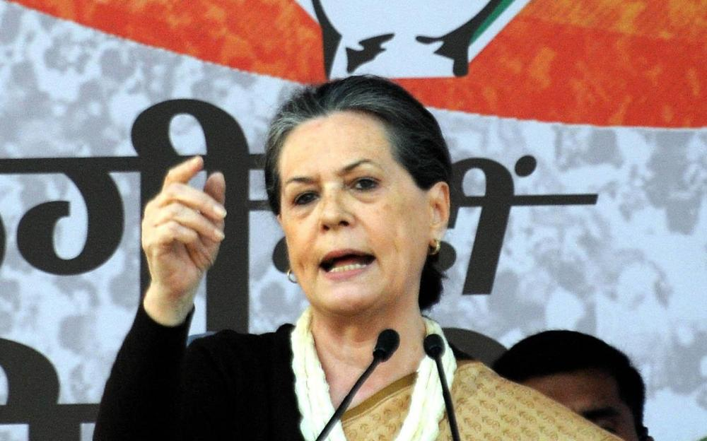 The Weekend Leader - Time to write new future in Bihar: Sonia Gandhi