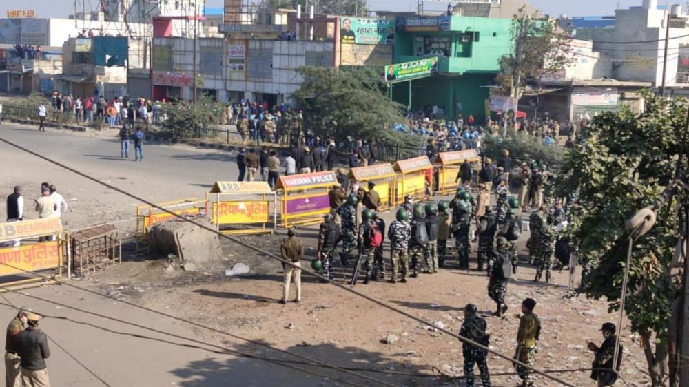 The Weekend Leader - 9 stadiums as temporary jails await farmers in Delhi