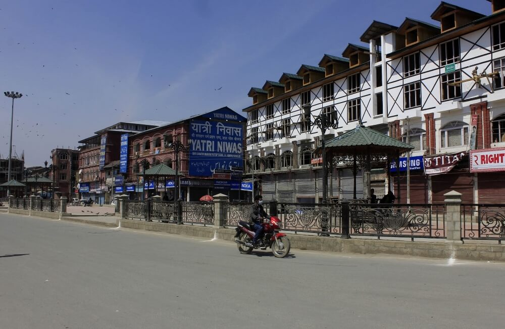 Kashmiri Pandits demand restoration of statehood for J&K