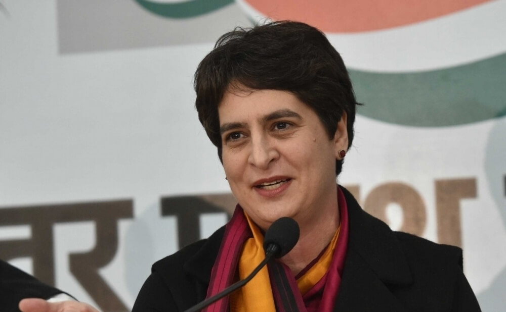 Kidnapping incidents rising in UP, Priyanka writes to CM