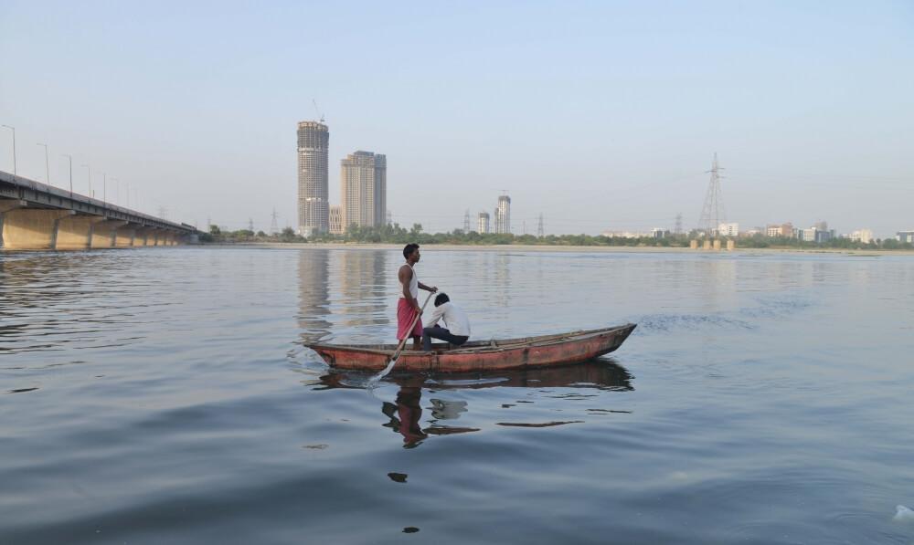 Green crusader helps revive Yamuna river in Mathura