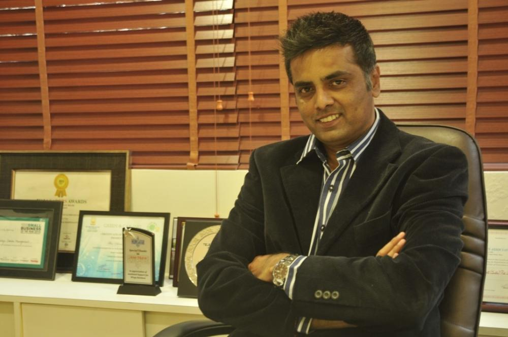 The Weekend Leader - Arun Kharat, Founder, Wings Travels, car rental and staff transport