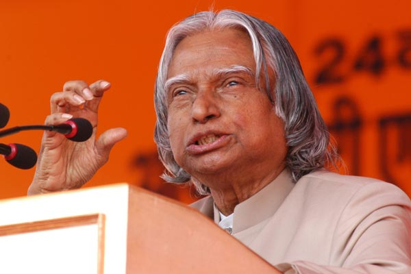 A P J Abdul Kalam: India's missile man, an indomitable spirit
