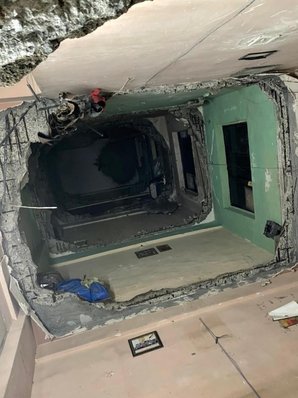 The Weekend Leader - 7 killed in Thane building slab crash