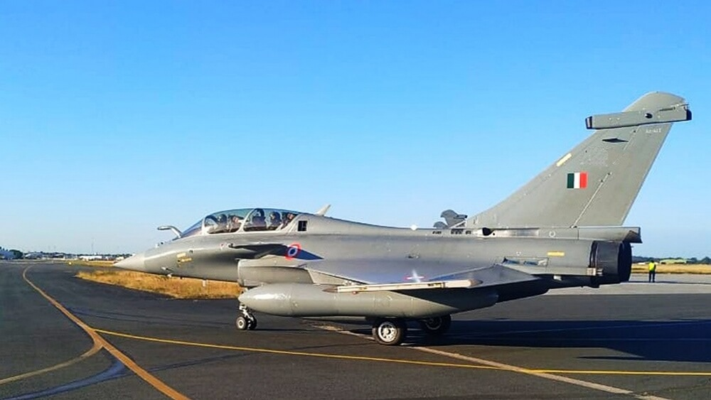 Photography of Rafales banned ahead of landing