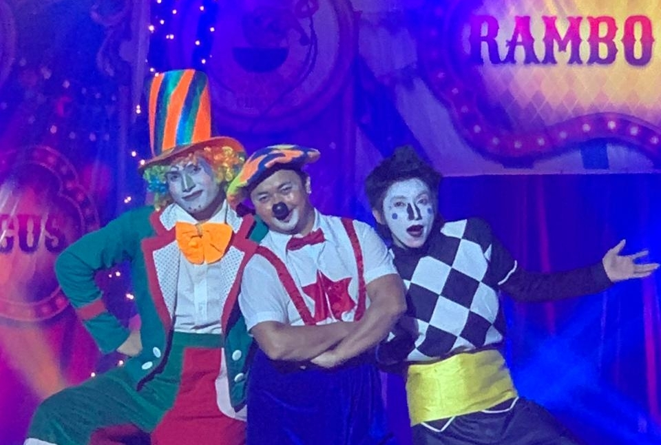 Rambo Circus goes online with its digitally produced show 'Life Is A Circus'