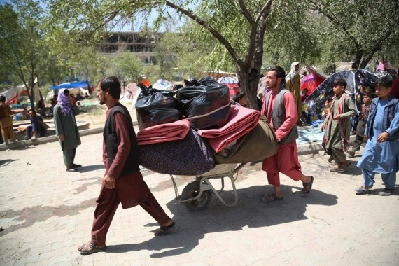 The Weekend Leader - 500,000 Afghans may leave in next 4 months: UNHCR