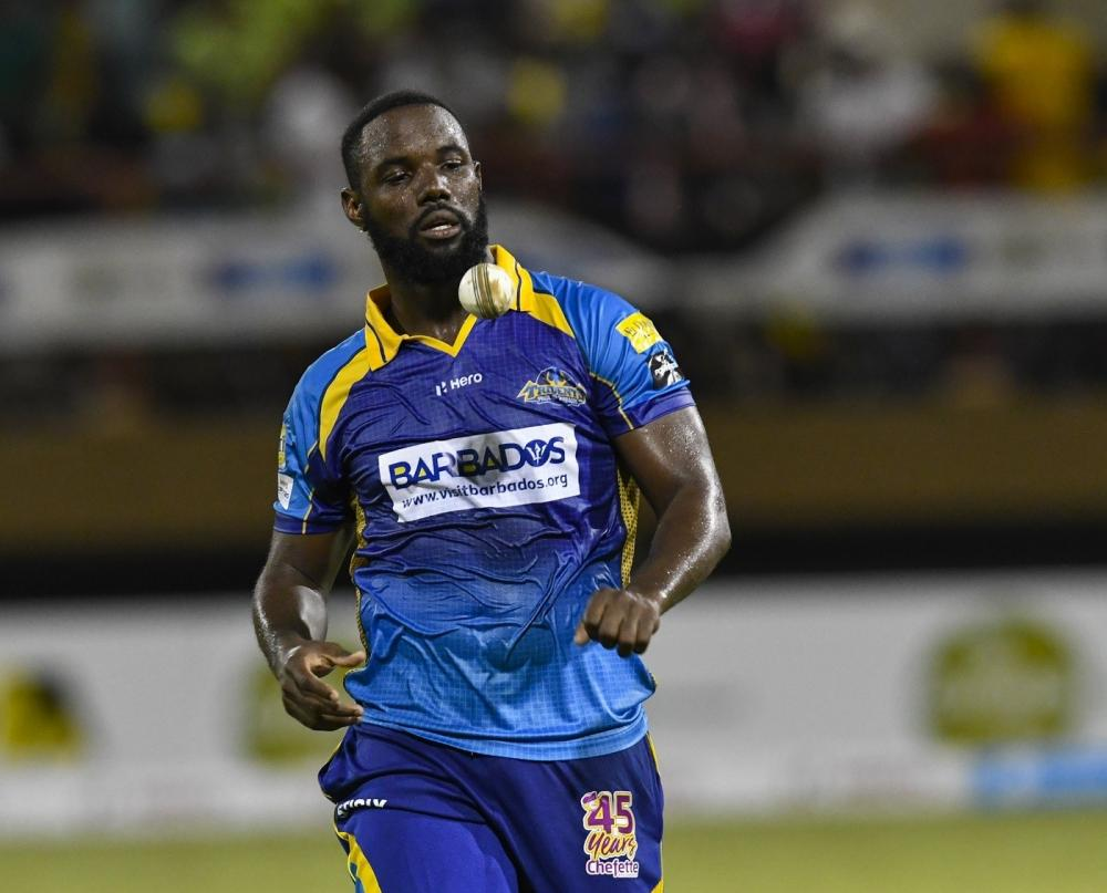 The Weekend Leader - CPL 2021: All-round Reifer secures first points for Barbados Royals