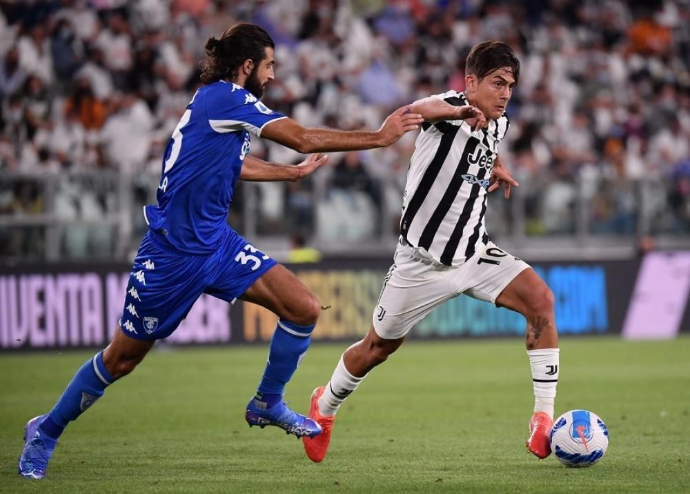 The Weekend Leader - Juventus begin post-Ronaldo era with home defeat to Empoli