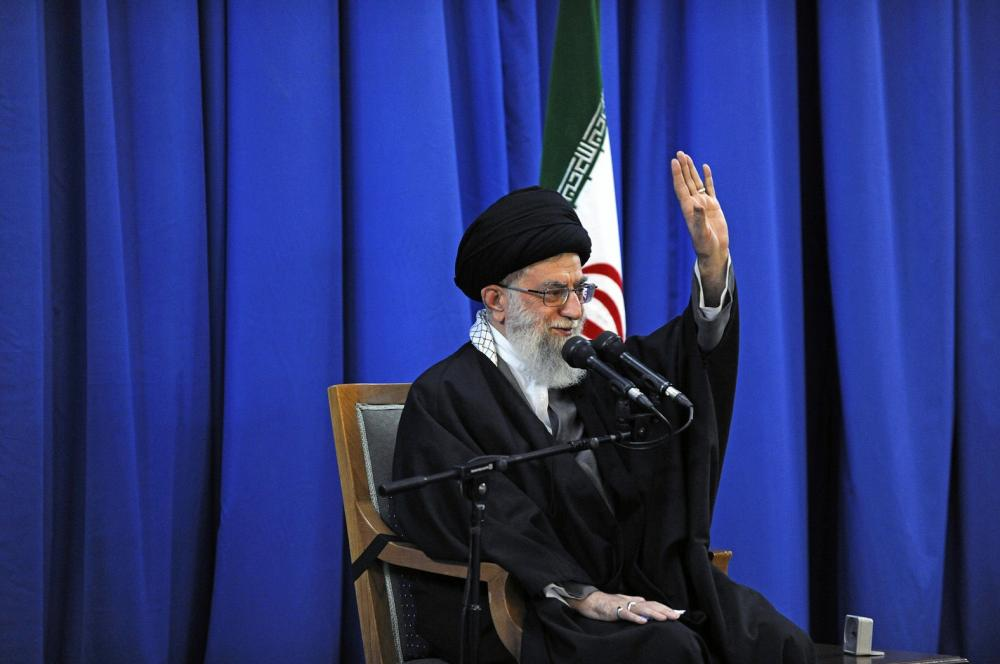 The Weekend Leader - Khamenei vows support for Afghan people