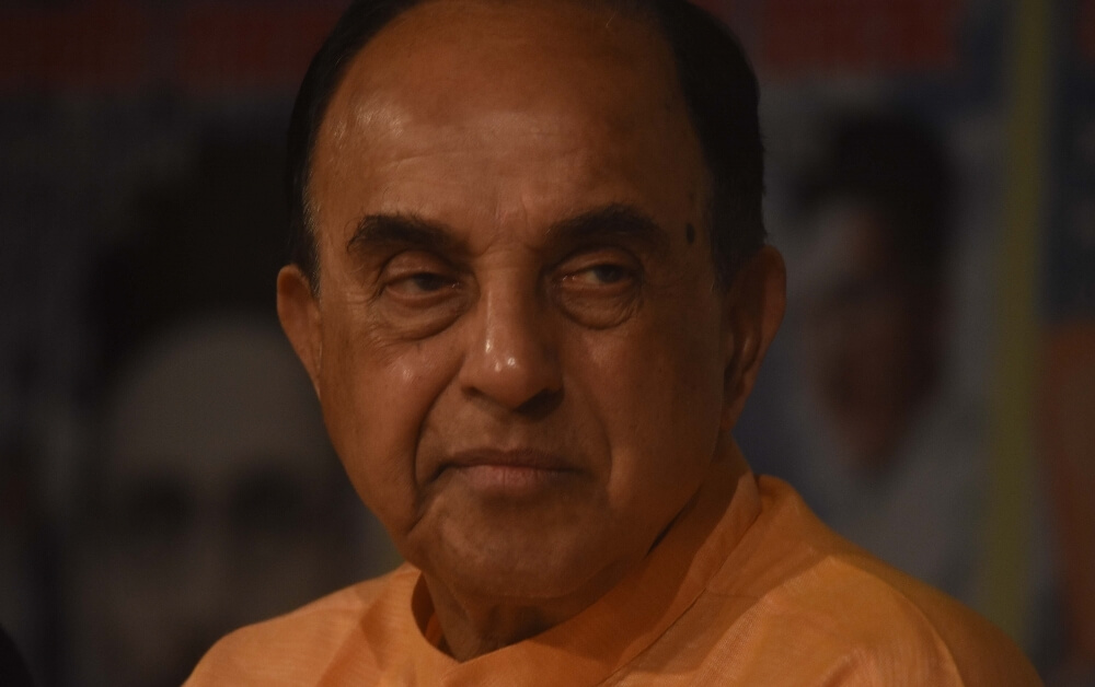 Sushant was murdered: Subramanian Swamy gives his reasons