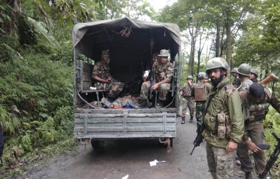 3 Assam Rifles soldiers killed near India-Myanmar border