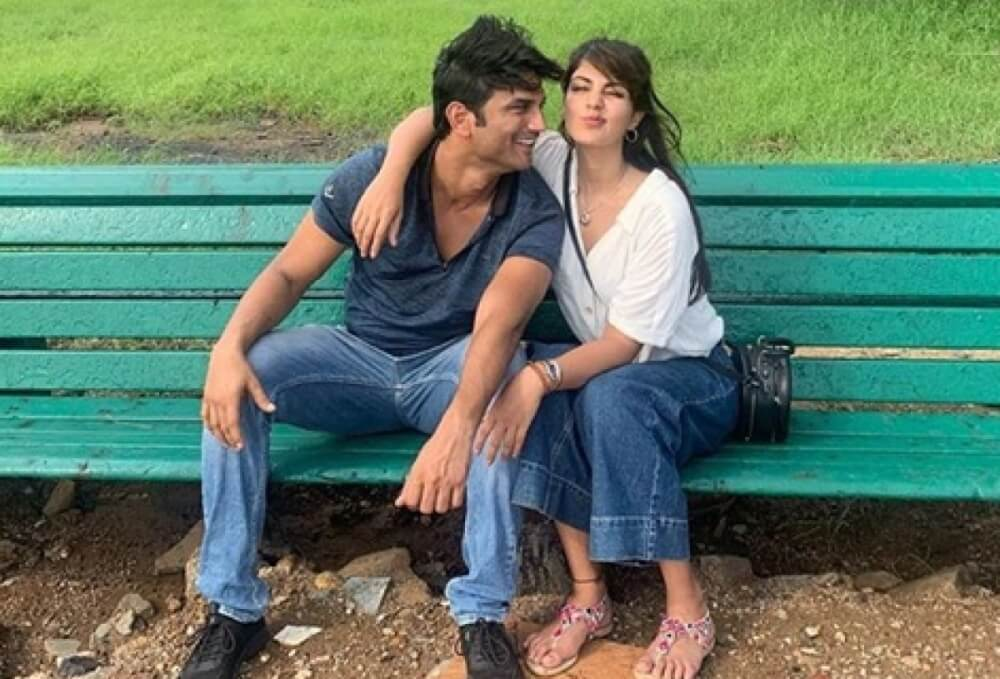 Sushant was a director with Rhea, brother in two companies
