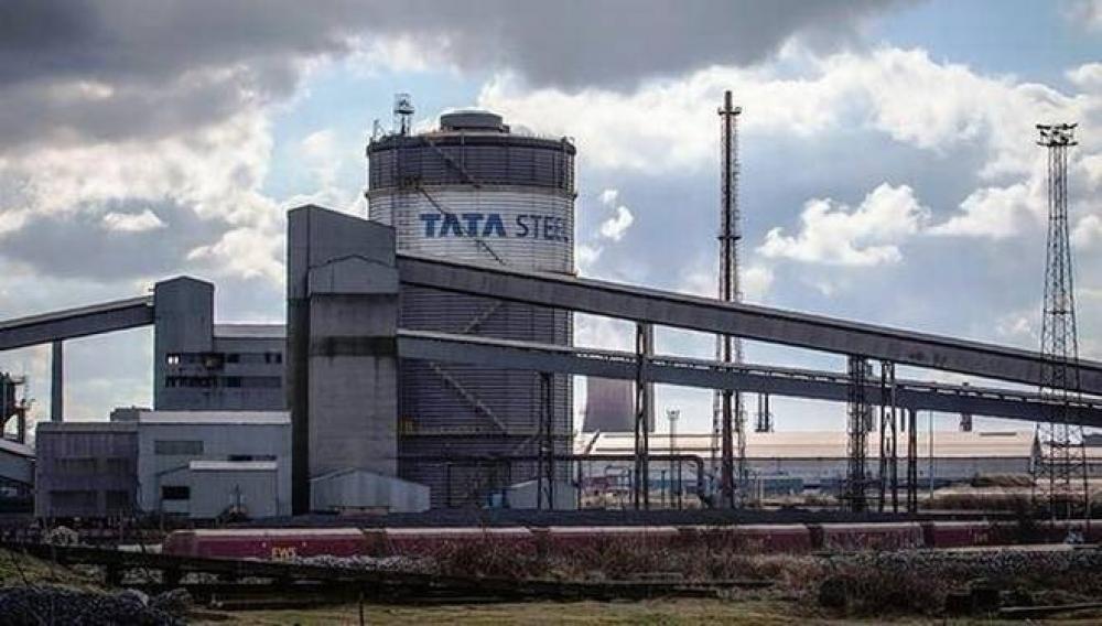 The Weekend Leader - Tata Steel deploys EVs for transportation of steel