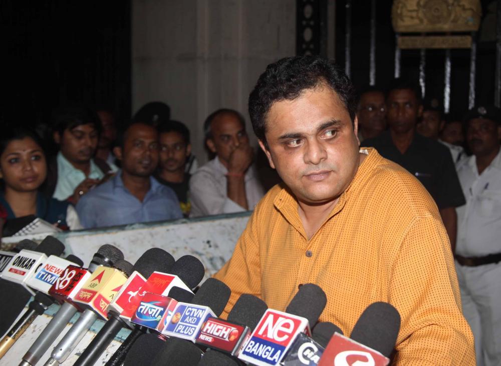 The Weekend Leader - Bengal BJP MLA joins Trinamool