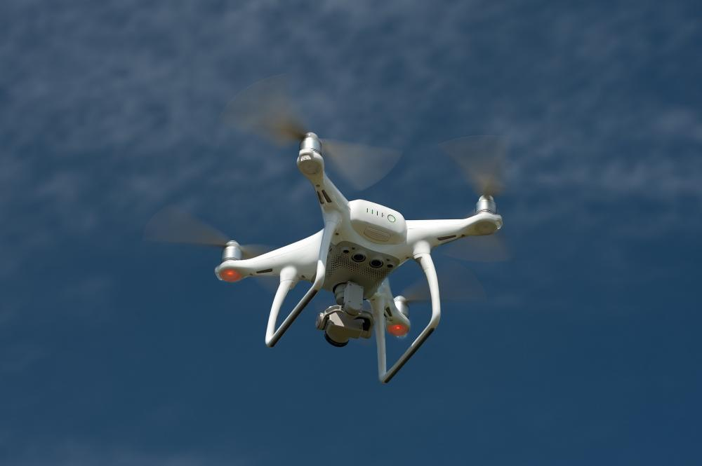 The Weekend Leader - Telangana to use drones for afforestation