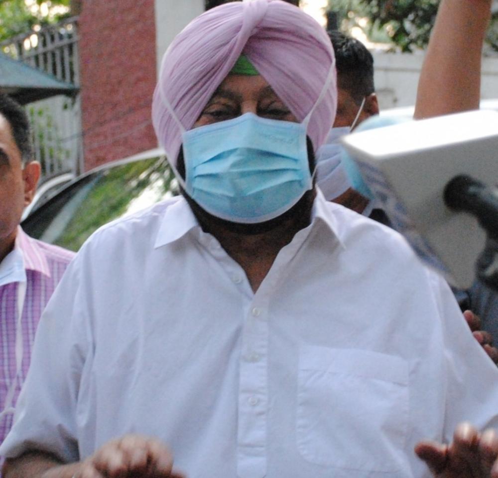 The Weekend Leader - Amarinder slams Khattar for defending assault on farmers